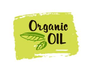 organic vegetable oil