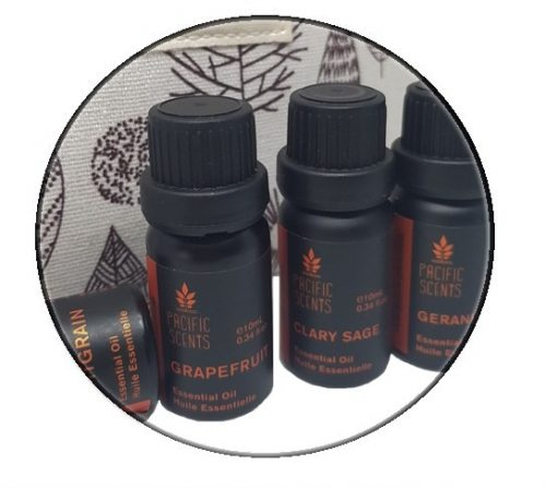 ESSENTIAL OIL PACK FOR WELLNESS