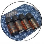 Essential oil pack for travelling