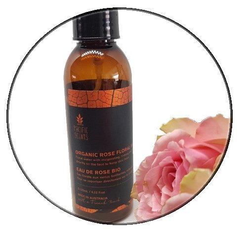 Rose floral water – Organic