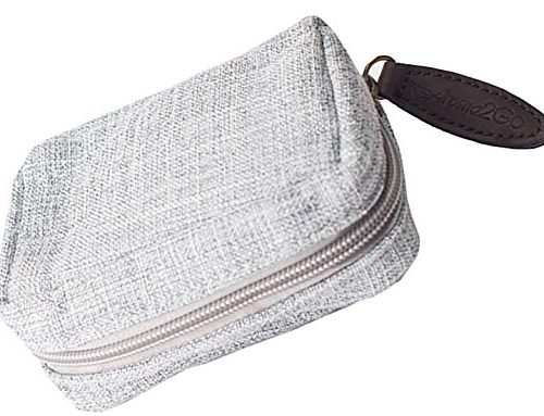 carrying case, essential oil