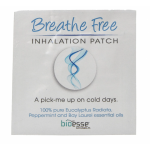 Breathe Free Patch