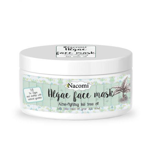 Algae face mask