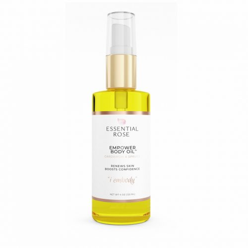 empowered body oil