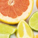All sorts of citruses